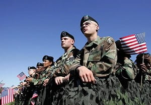 Camp Hood military training, Killeen TX